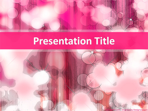 Free Festive PowerPoint Template