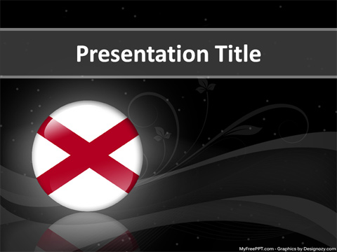 Alabama-PowerPoint-Template