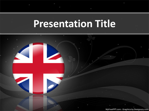 Britain PowerPoint Template