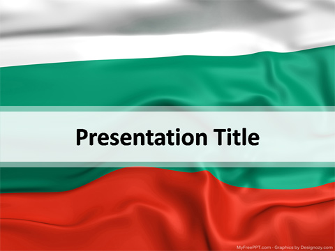 Bulgaria-PowerPoint-Template