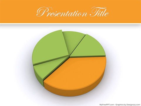 Business Statistic PowerPoint Template