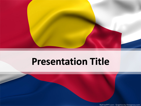 Colorado-PowerPoint-Template
