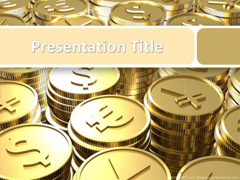 Free Commercial PowerPoint Template