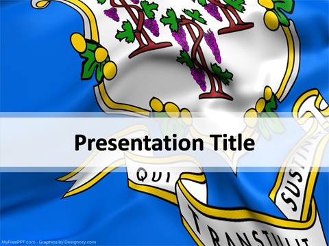 Connecticut-PowerPoint-Template