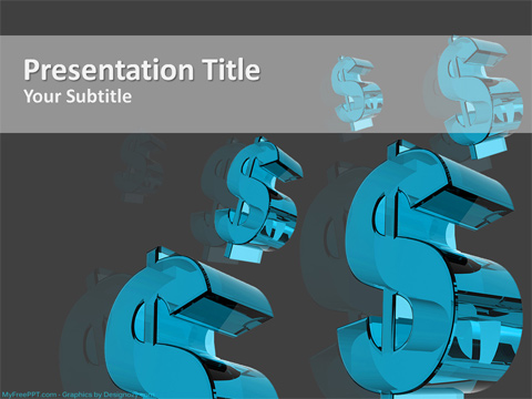 Free Investment PowerPoint Template