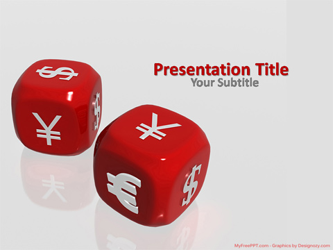 Free Forex Business PowerPoint Template