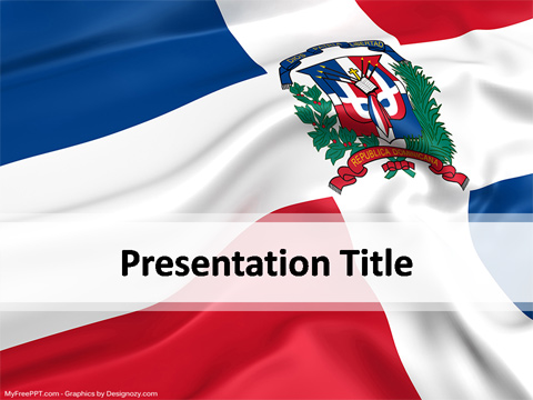 Dominican-Republic-PowerPoint-Template