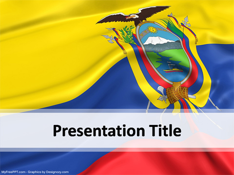 Ecuador-PowerPoint-Template