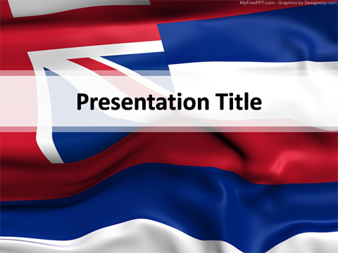 Hawaii-PowerPoint-Template