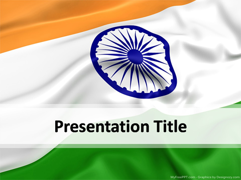 India PowerPoint Template