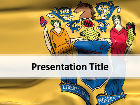 Jersey-PowerPoint-Template