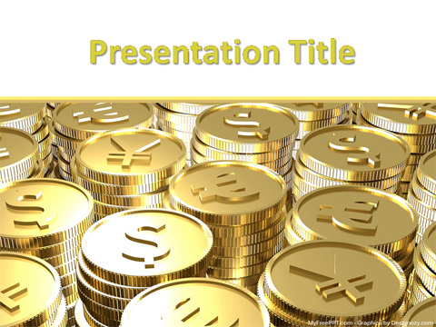 Forex Trading PowerPoint Template