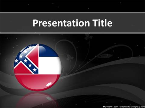 Mississippi-PowerPoint-Template