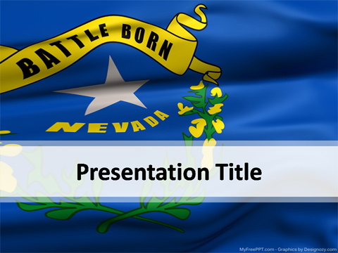 Nevada-PowerPoint-Template