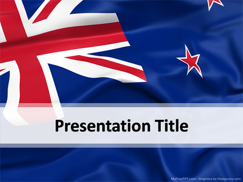 New Zealand Powerpoint Template Download Free Powerpoint Ppt