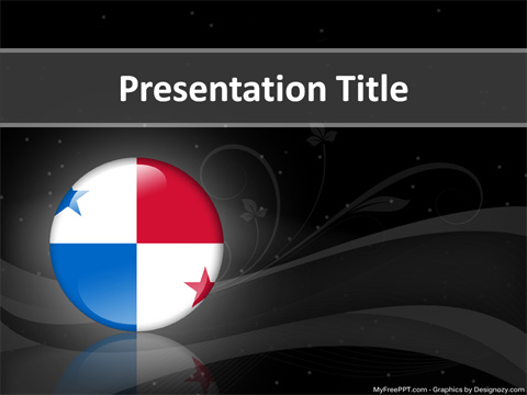 Panama-PowerPoint-Template