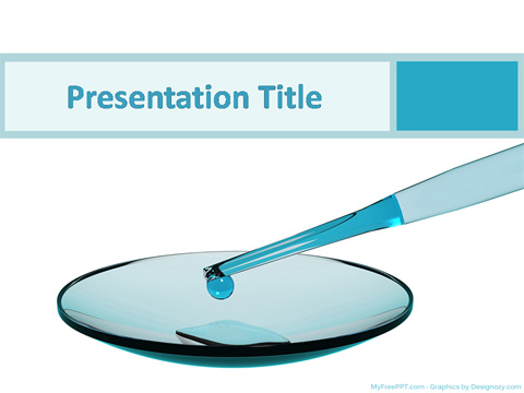 Science Research Powerpoint Template Download Free