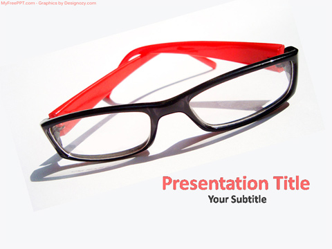 Specs PowerPoint Template
