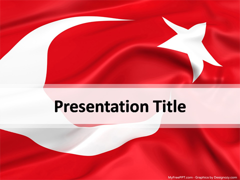Turkey-PowerPoint-Template