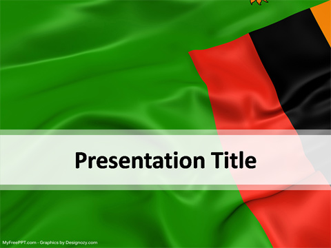 Zambia-PowerPoint-Template