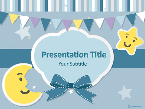 Free Lullaby Powerpoint Template Download Free Powerpoint Ppt