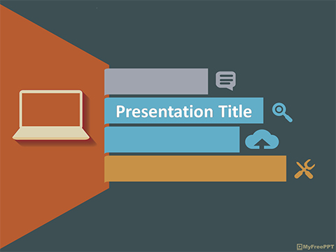 Free Business Graphics PowerPoint Template