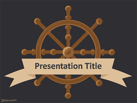 Control PowerPoint Template