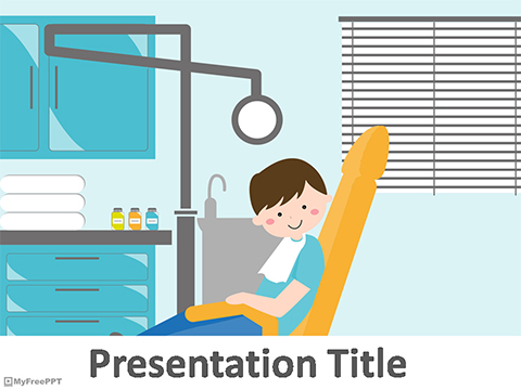 Free Dental Checkup PowerPoint Template