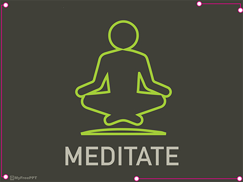 Meditation PowerPoint Template