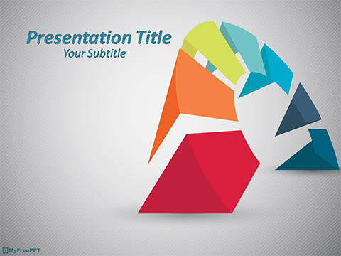 Free Process PowerPoint Template