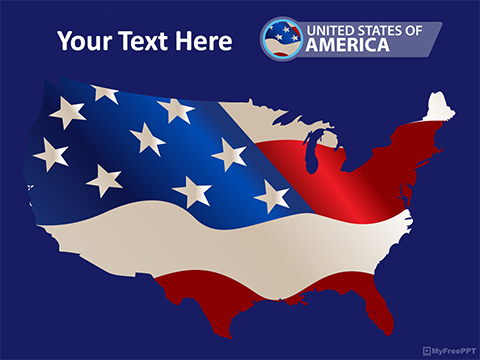 USA PowerPoint Template