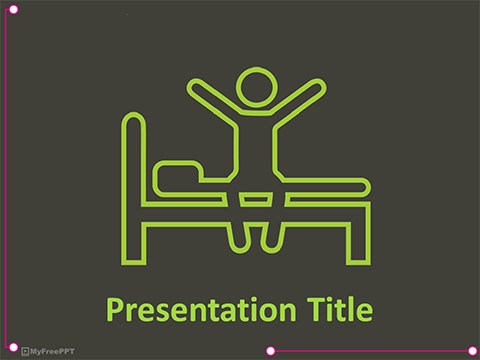 Free Early Rising PowerPoint Template