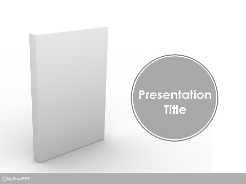 Free 3d Box PowerPoint Template
