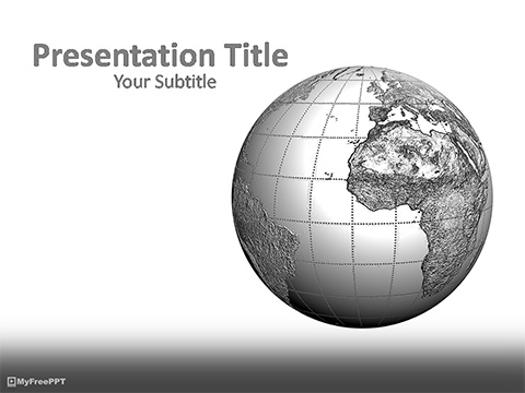 Cartography PowerPoint Template