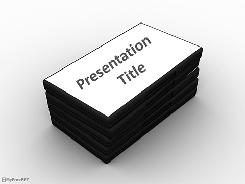 Free DVD Covers PowerPoint Template