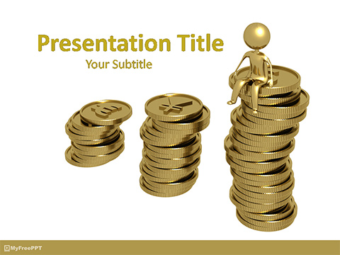Free Earn More Money PowerPoint Template