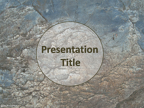 Free Hard Rock PowerPoint Template
