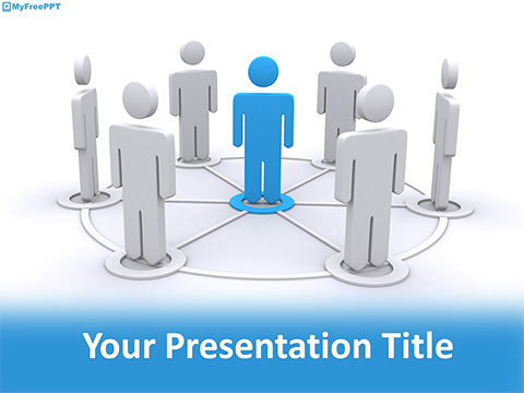 Free Organization PowerPoint Template