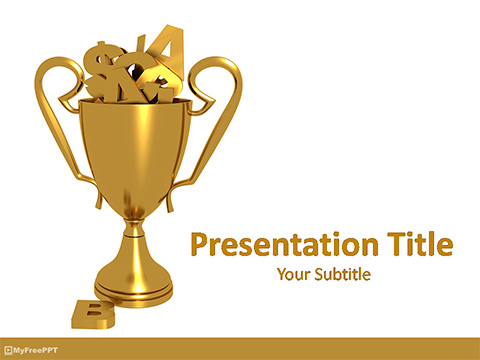 Free Reward for Education PowerPoint Template
