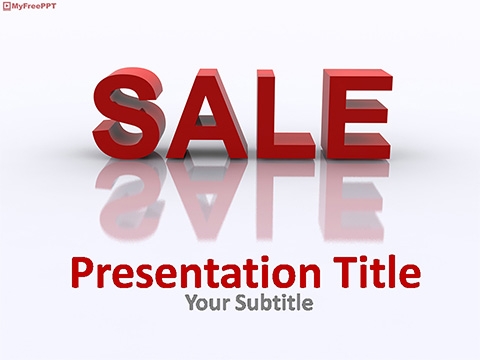 Sale PowerPoint Template