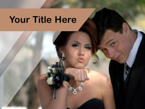Free Couple PPT Template