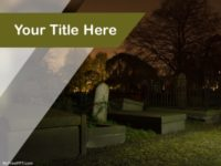 Free Graveyard PPT Template