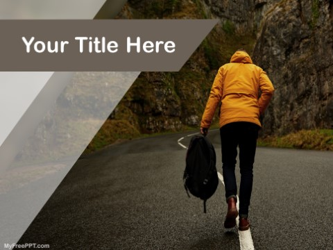 Free Hike PPT Template