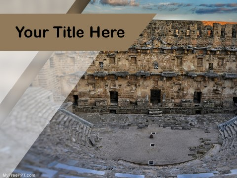 Free Historical Site PPT Template