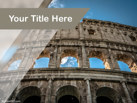 Free Italy PPT Template
