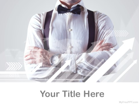 Free Manager PPT Template