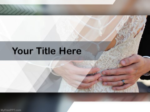 Free Marriage Photography PPT Template