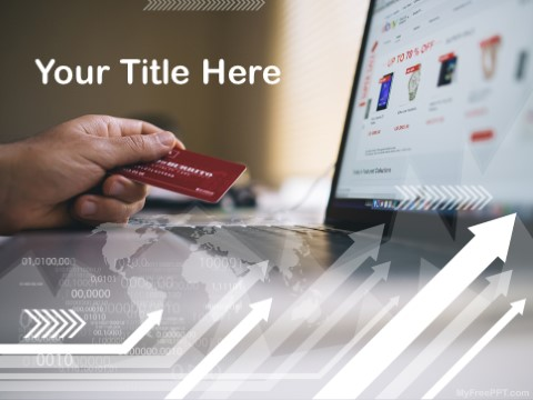 Free Online Transaction PPT Template
