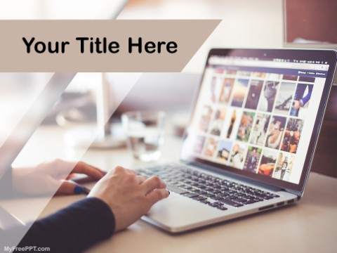 Free Photography Business PPT Template
