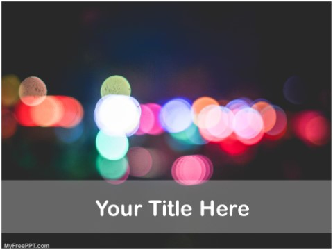 Free Photography Tricks & Tips PPT Template